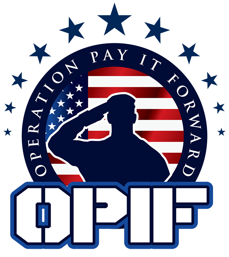 Operation Pay It Forward Logo