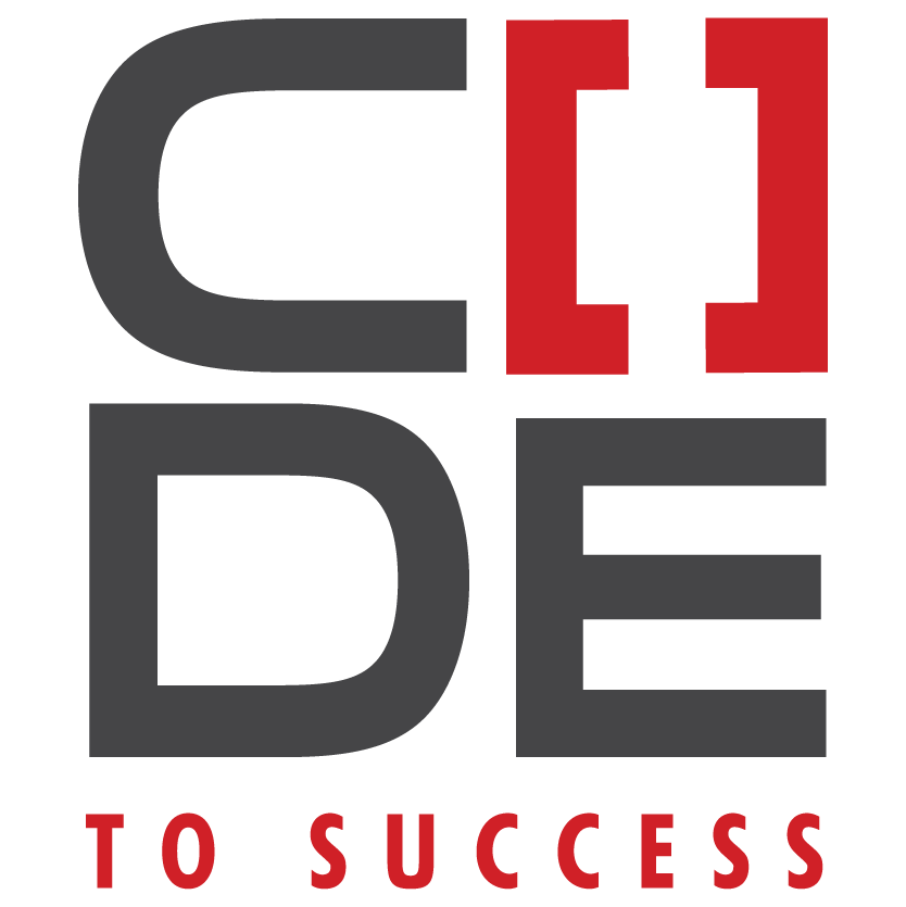 code to success logo